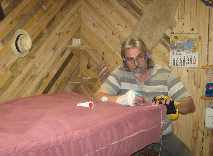 Qu hacer con el viejo colch n de lana la fabrica de colchones de altorric n - Diferencias entre colchones ...